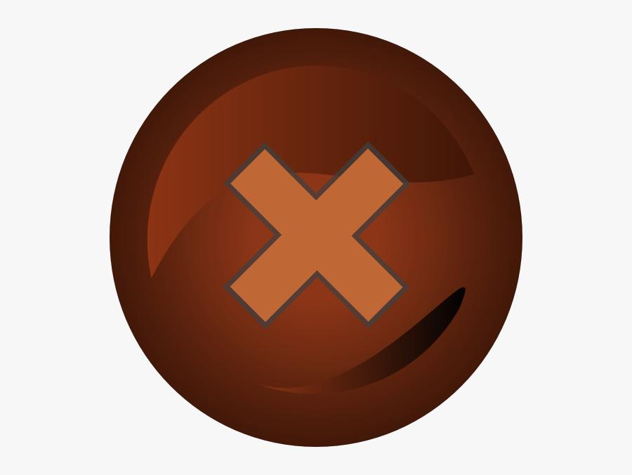 exit button brown png free transparent clipart clipartkey exit button brown png free