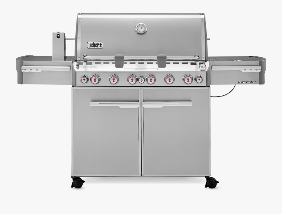 Picture Of Barbecue Grill - Summit S 670, Transparent Clipart
