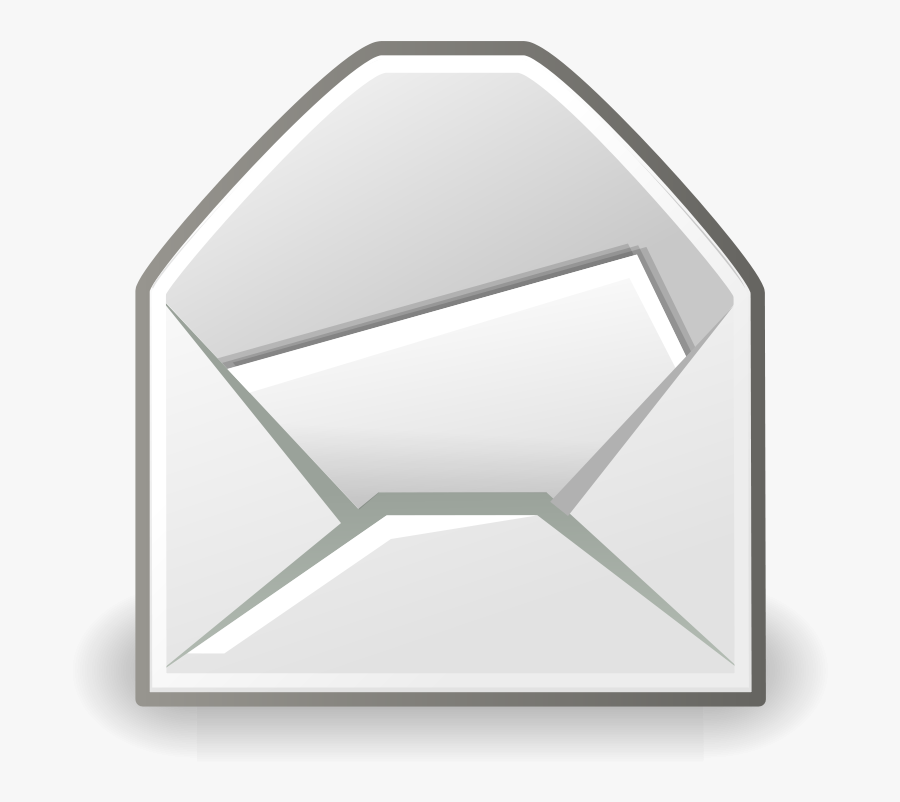 Free Vector Tango Internet Mail - Mail Png Gif, Transparent Clipart