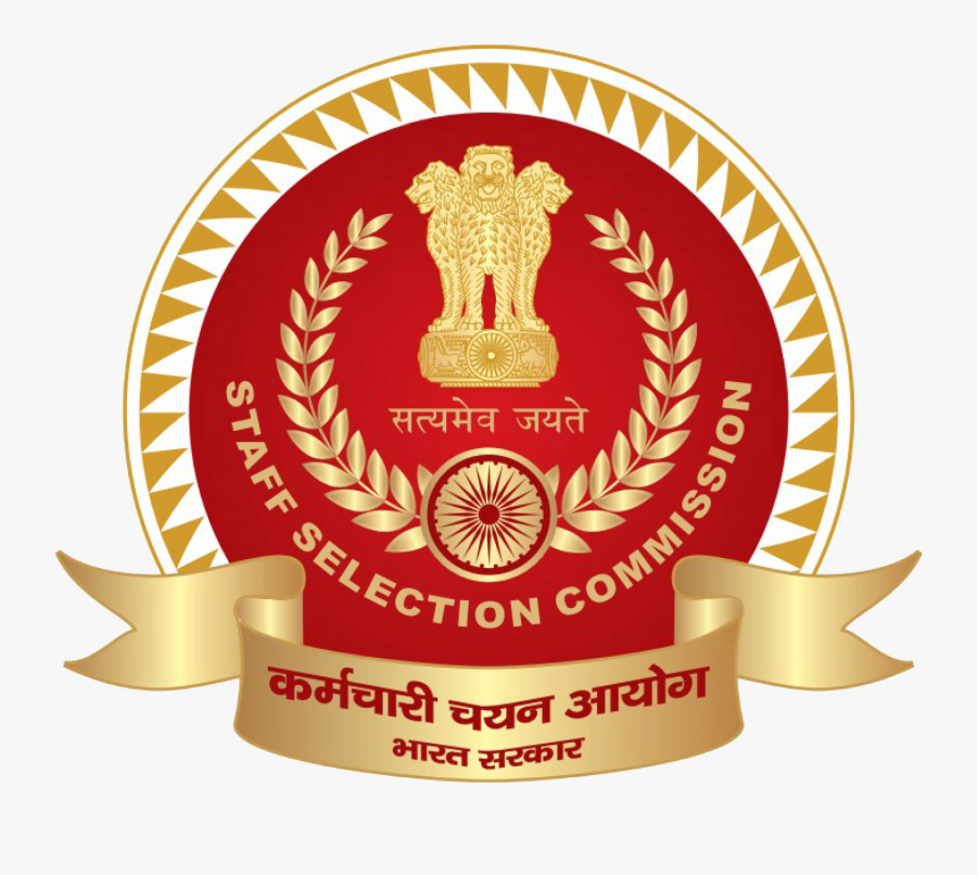 Ssc Logo Staff Selection Commission Png - Ssc Cgl, Transparent Clipart