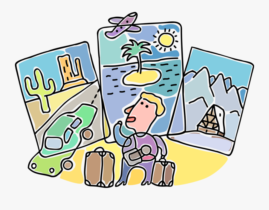 With Desert Island And Clipart , Png Download, Transparent Clipart