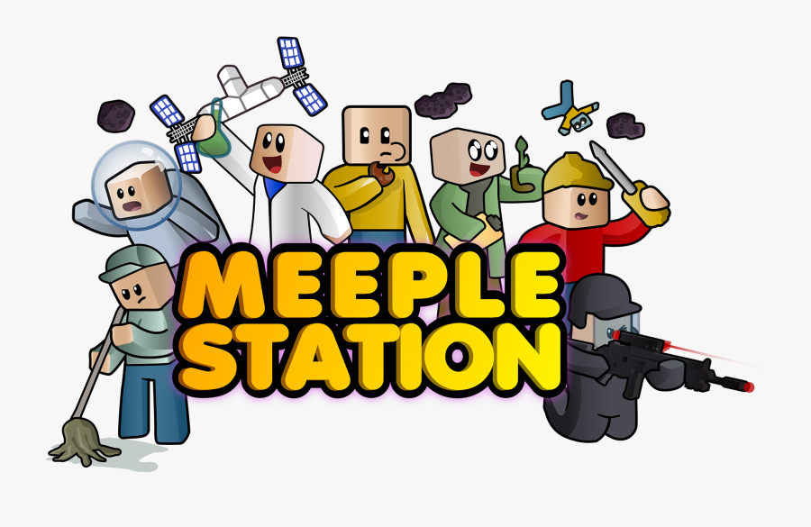 Meeple Clipart Black And White, HD Png Download , Transparent Png Image -  PNGitem