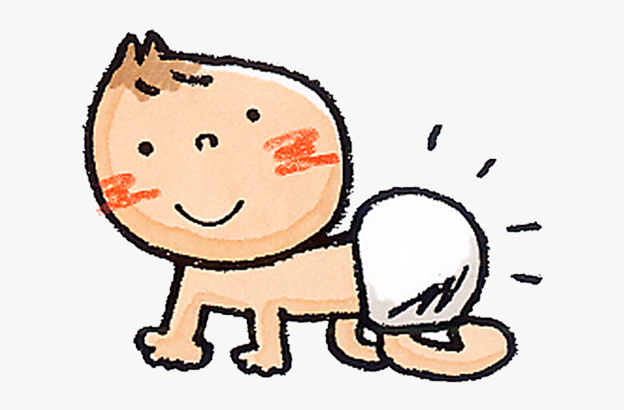 681 X 516 Diapers Cartoon Free Transparent Clipart Clipartkey