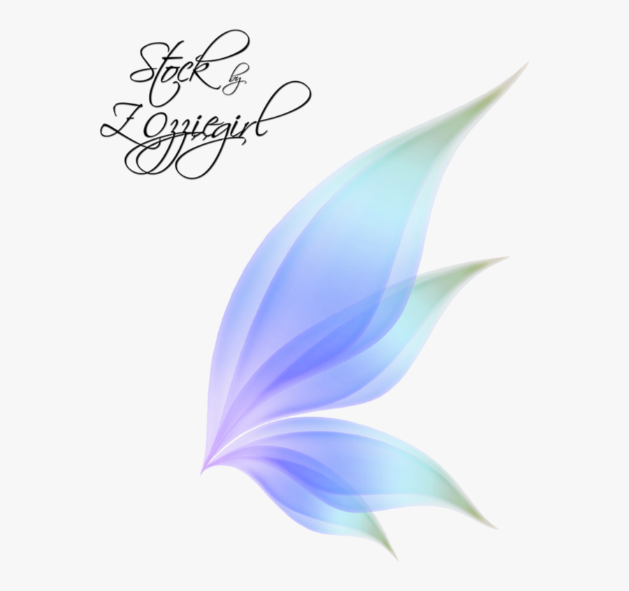 Transparent Background Fairy Wings Png, Transparent Clipart