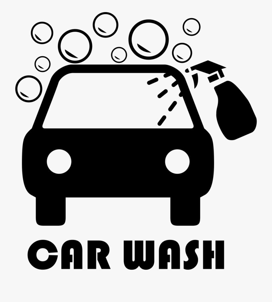 Transparent Carwash Clipart - Icon Car Wash Png, Transparent Clipart