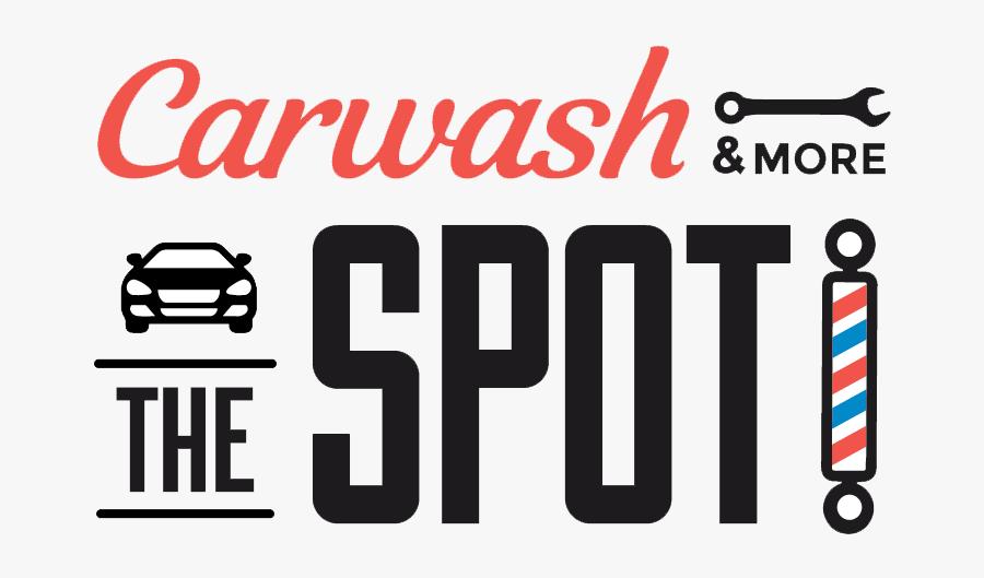 Transparent Car Wash Png - Sign, Transparent Clipart