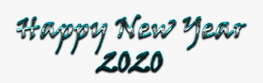 New Year 2020 Png Clipart - Illustration, Transparent Clipart