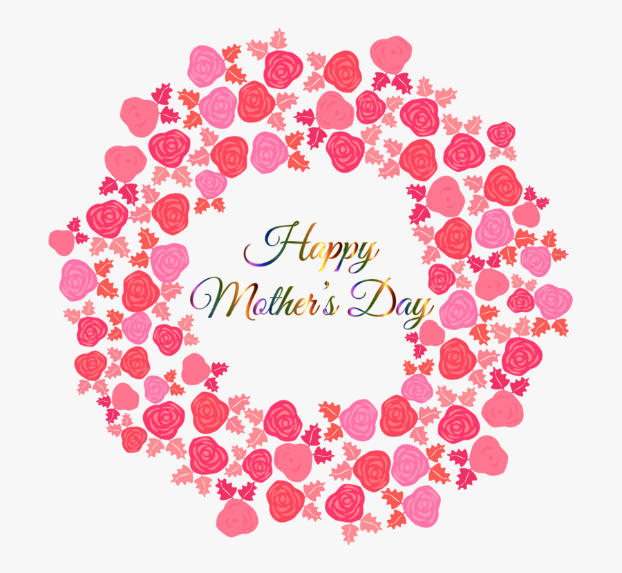 Tomorrow Is Mother's Day, Transparent Clipart