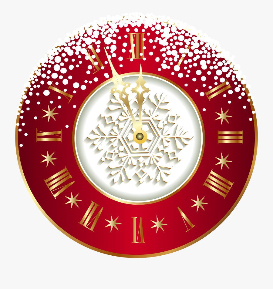 New Year, Transparent Clipart