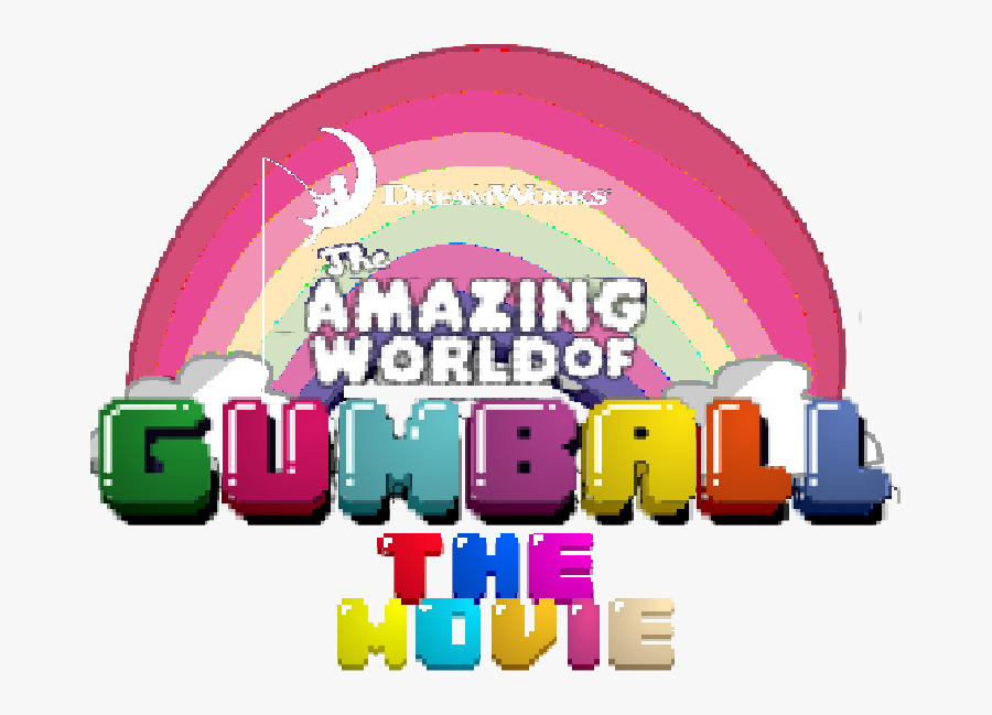 The Amazing World Of Gumball The Movie - Amazing World Of Gumball, Transparent Clipart