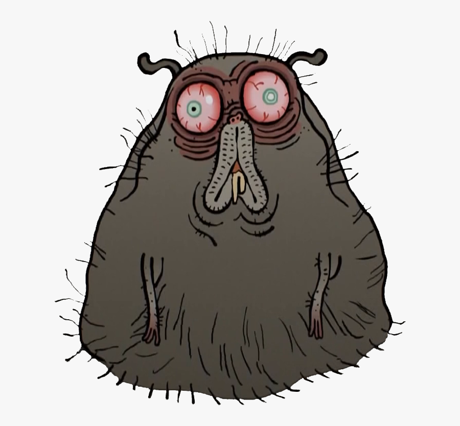Star Nosed Mole Clipart - Rat From Amazing World Of Gumball, Transparent Clipart