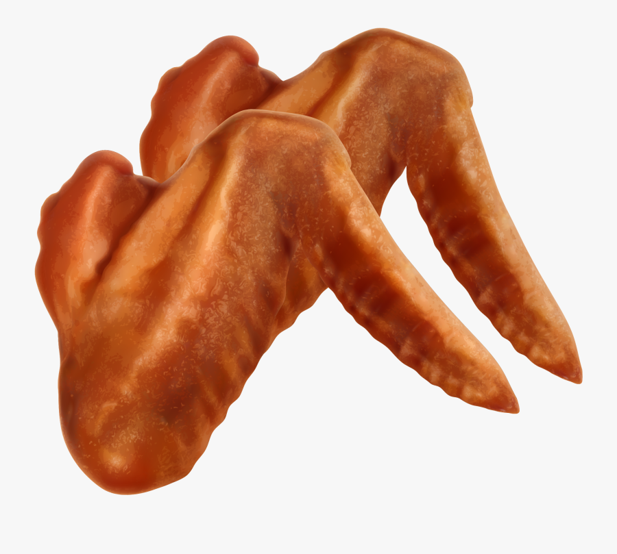 Chicken Wing Vector Png - Transparent Chicken Wing Vector, Transparent Clipart