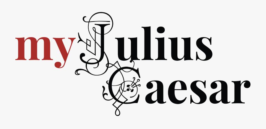 Transparent Julius Caesar Clipart - Julius Caesar Logo Png, Transparent Clipart