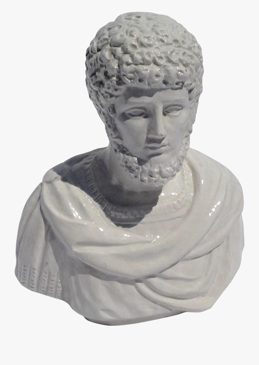 Julius Caesar, Ancient Rome, Roman Sculpture, Classical - Transparent Roman Statue Png, Transparent Clipart