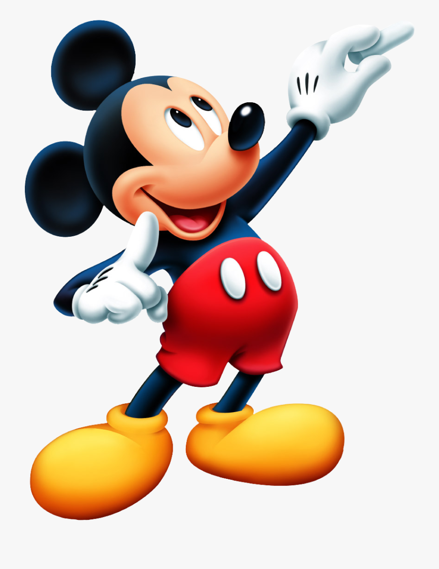 Mickey Png Free Transparent Clipart Clipartkey