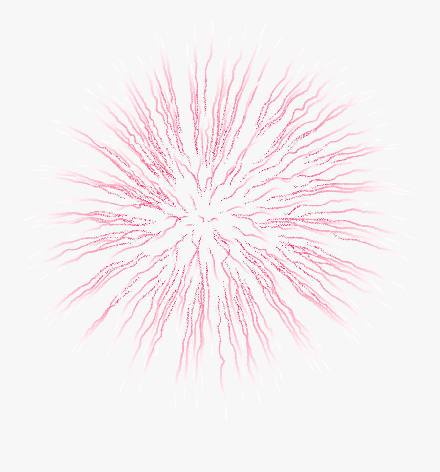 Transparent New Years Eve Fireworks Clipart - Circle, Transparent Clipart