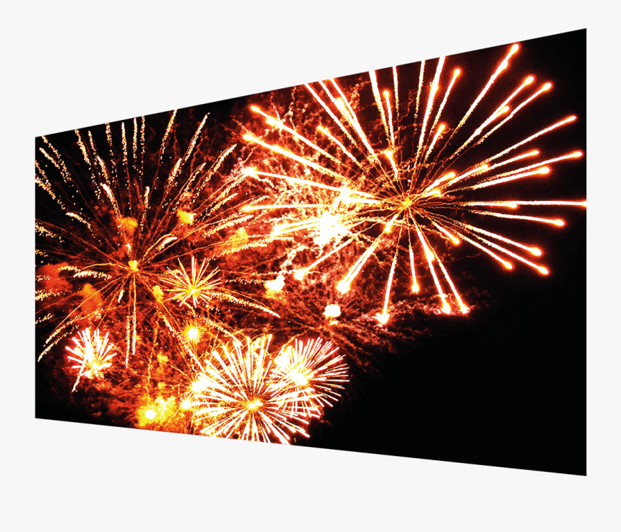 Transparent New Years Eve 2016 Png - Fireworks, Transparent Clipart