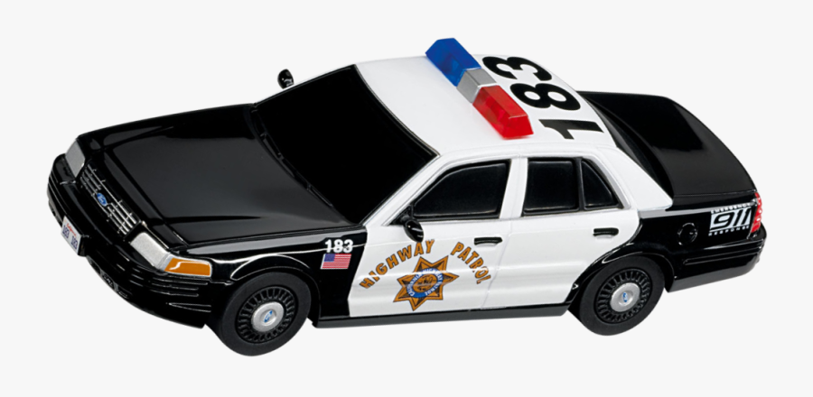 Police Car Ford Crown Victoria Police Officer - Police Toy Car Png, Transparent Clipart