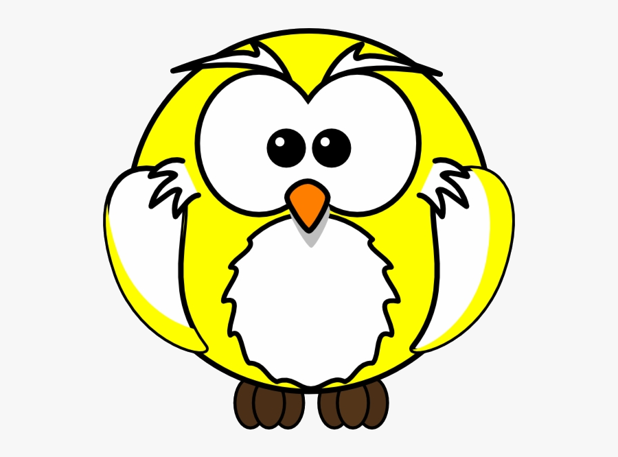 - Yellow Owl Clipart Transparent Png - High Resolution Coloring Book Images  Free , Free Transparent Clipart - ClipartKey