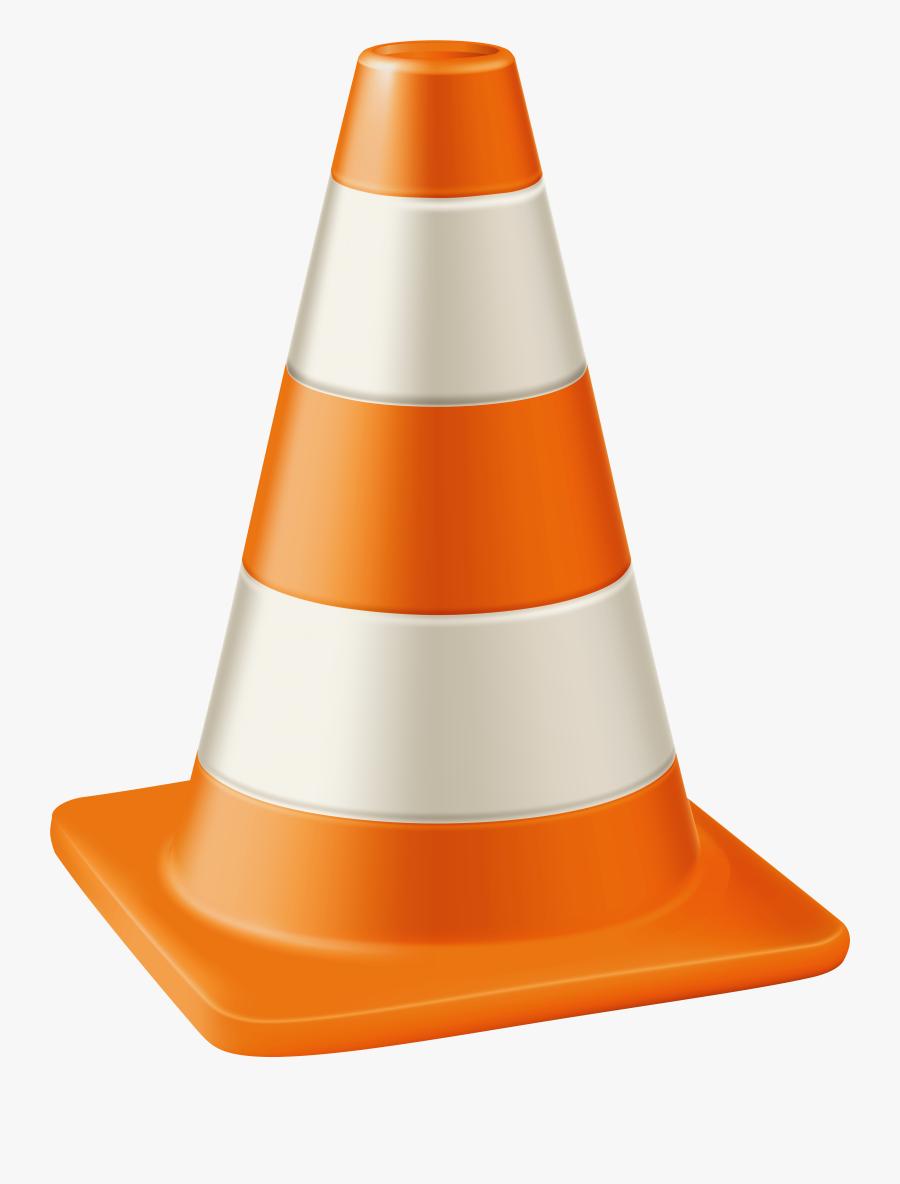 Clip Art Traffic Cone Clipart - Cone Laranja, Transparent Clipart
