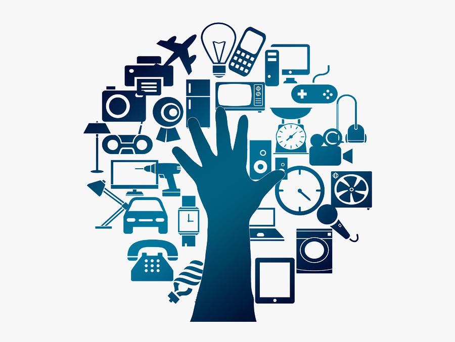 The Of Things Blog - Technology Trends In Business, Transparent Clipart
