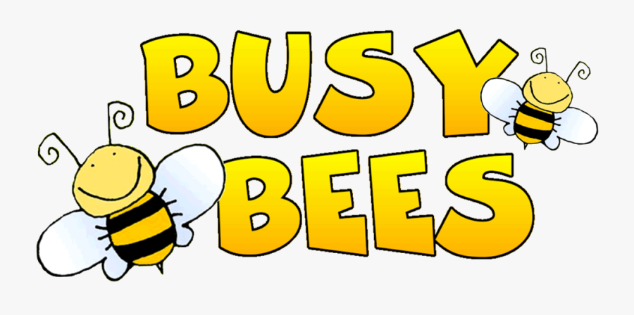 Bee Busy Buzzy Bees Honey Bumblebee Clip Art Cliparts - Clip Art Busy Bees, Transparent Clipart