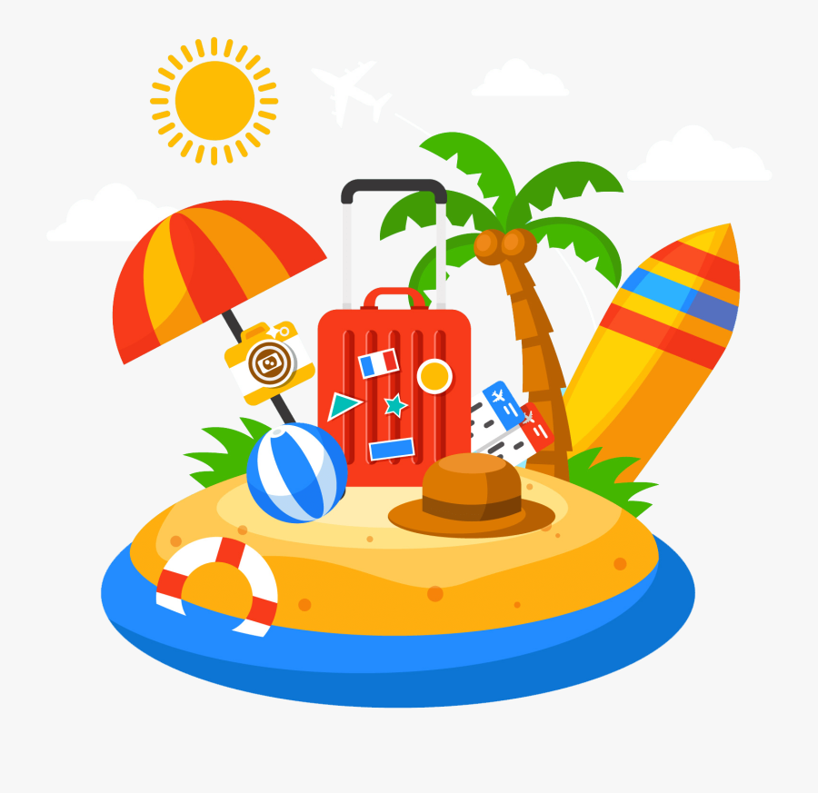 Thumb Image - Tour And Travels Png, Transparent Clipart