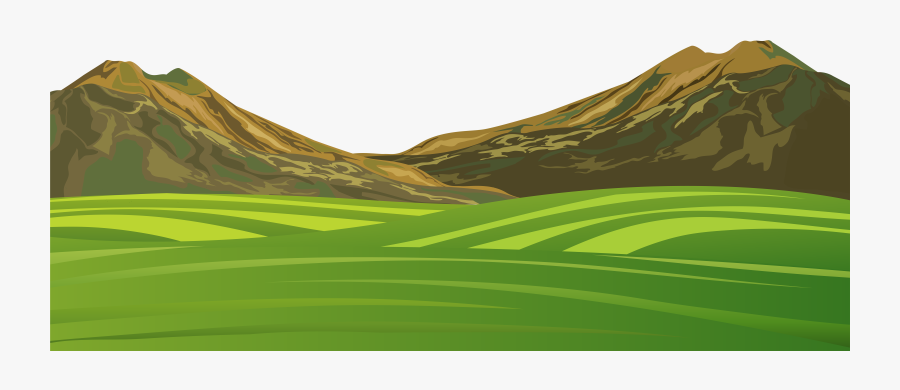 Transparent Mountain Clip Art - Cartoon Mountain Clipart Png, Transparent Clipart