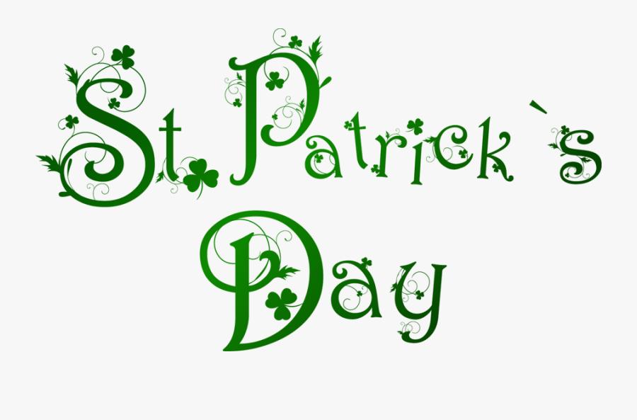 "Loreto Convent School Gibraltar St Patrick""s Day - Happy St Patrick's Day Clipart, Transparent Clipart"