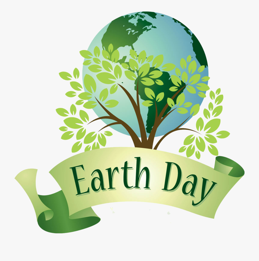 Save Earth Png Transparent Images - Happy Earth Day April 22, Transparent Clipart