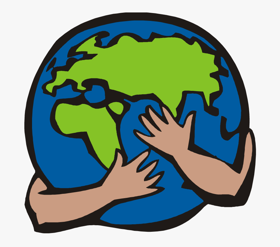 Earth Day Clip Art - Human Impact On Earth Clipart, Transparent Clipart