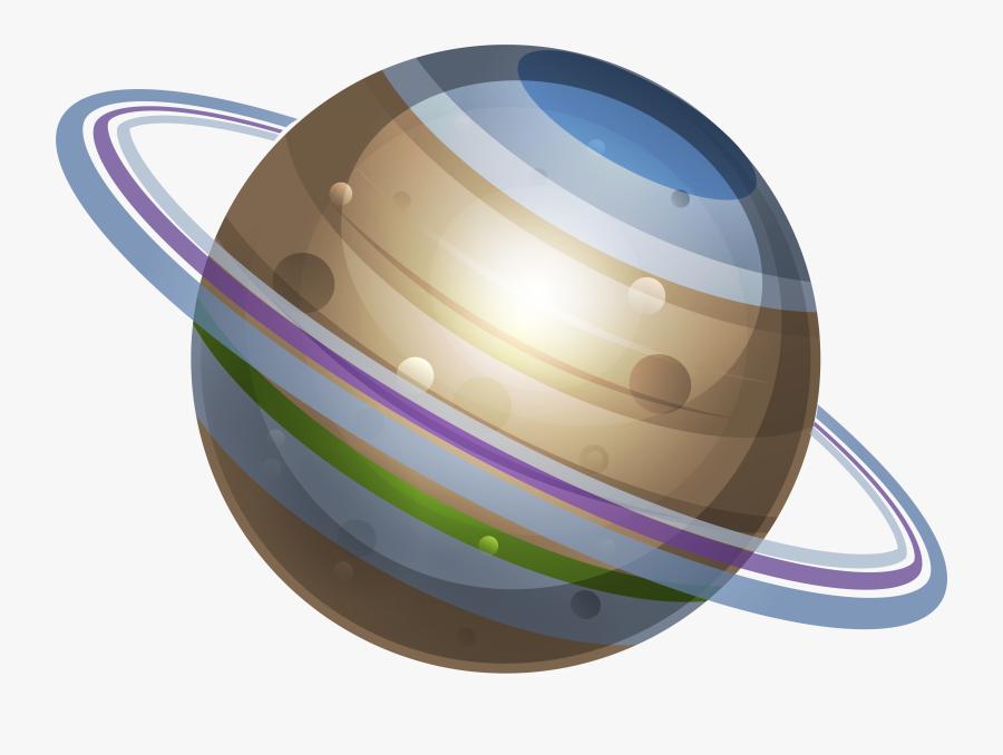 Earth Planet Clip Art - Transparent Background Planet Clipart, Transparent Clipart