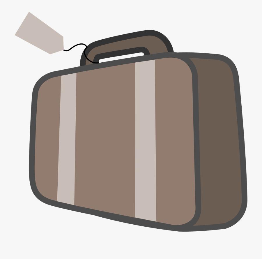 Travel - Suitcase - Clip - Art - Travel Clip Art, Transparent Clipart