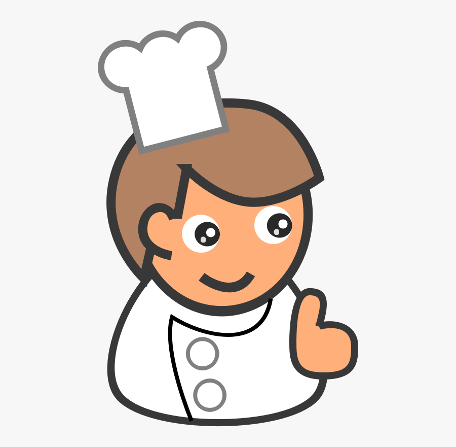 Free Chef Clipart Graphics Of Chefs Cooks - Chefs Png Clipart, Transparent Clipart