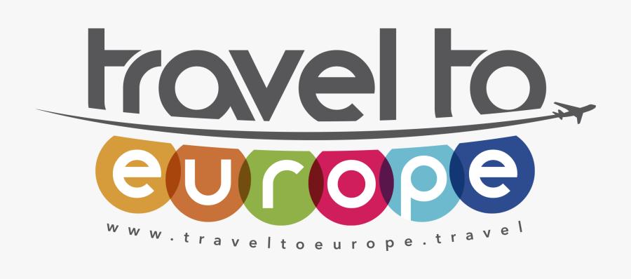 Travel Png Europe - Graphic Design, Transparent Clipart