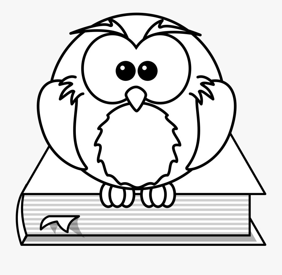 Net » Clip Art » Lemmling Cartoon Owl Sitting On A - High