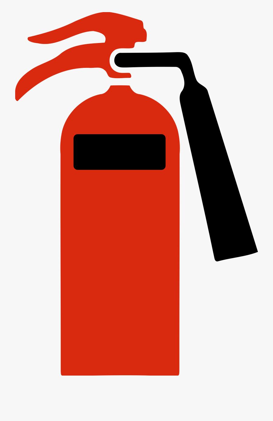 Fire Clipart Symbols - Clipart Fire Extinguisher Png, Transparent Clipart