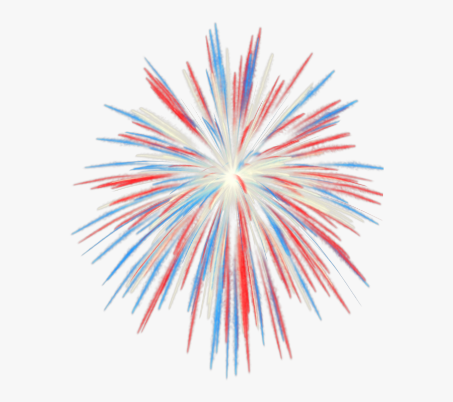 Fireworks Firework Clipart 6 - July 4th Fireworks Clip Art, Transparent Clipart