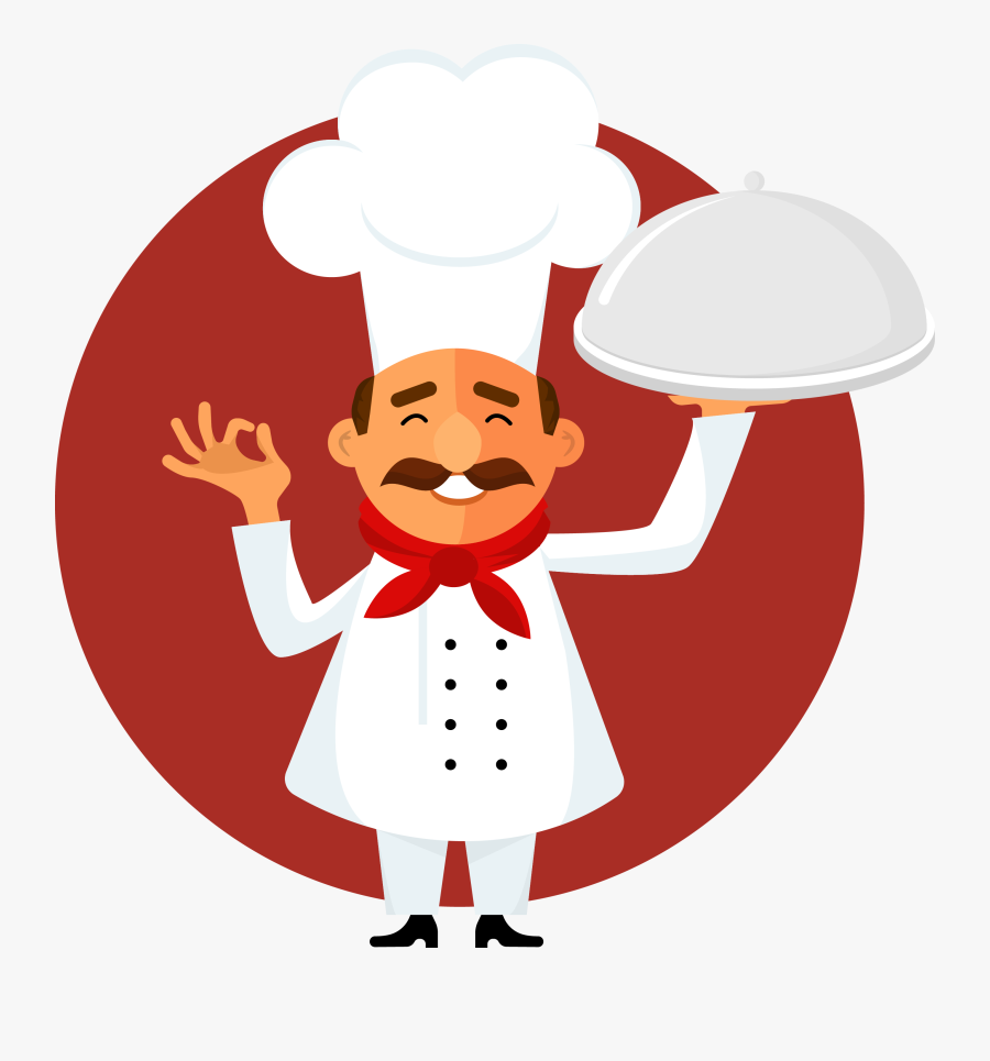 Dinner Clipart Fine Dining - Chef Images Hd Png, Transparent Clipart