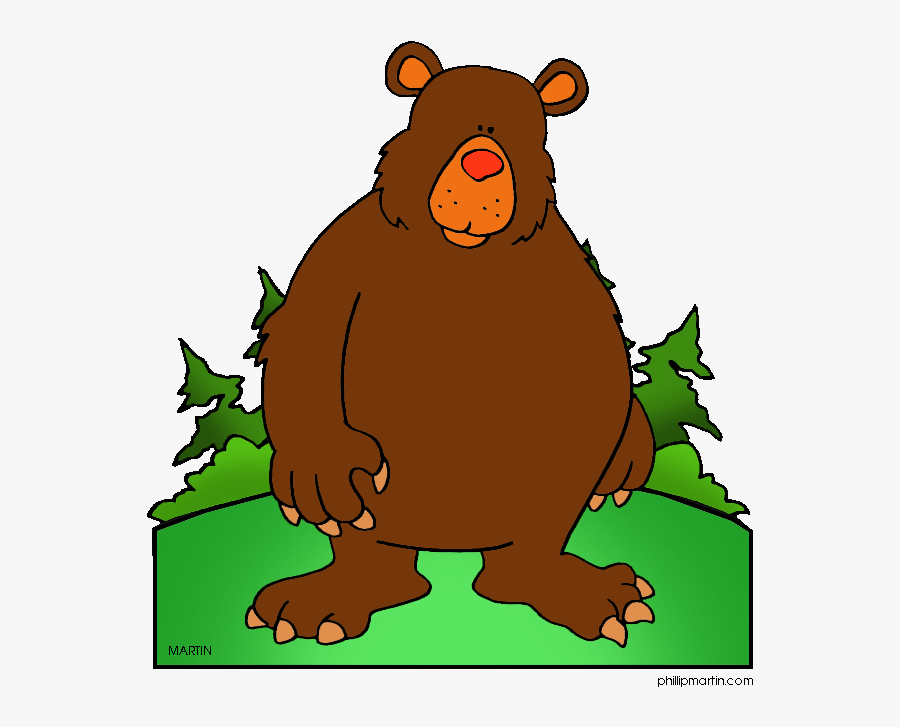 Forest Clipart Woods - Bear Is Sleeping Song Lyrics, Transparent Clipart