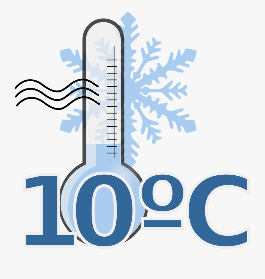 Cold Temperature , Free Transparent Clipart - ClipartKey