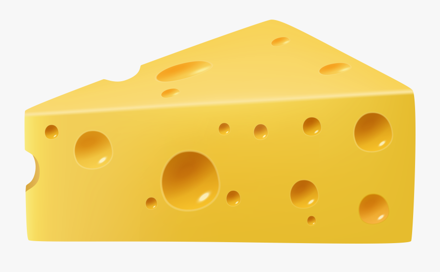 Swiss Cheese Png Clipart - Cheese Yellow Clipart, Transparent Clipart