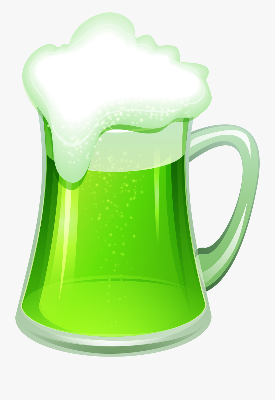 Green Beer Png - S Patrick Day Png, Transparent Clipart