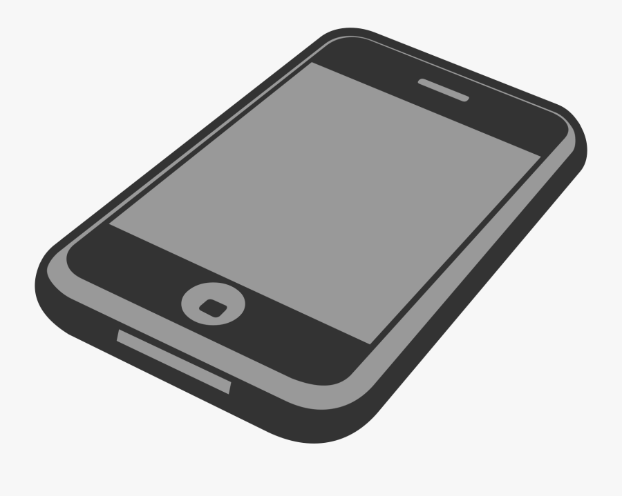 Iphone Clipart Free Download On Png - Smartphone Clipart Transparent, Transparent Clipart