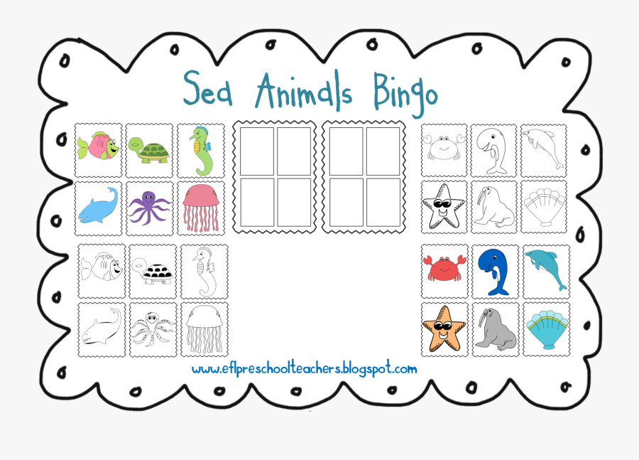 Sea Animals Clipart With Name Water Animals Clipart - Favorite Sea Animal Graph, Transparent Clipart