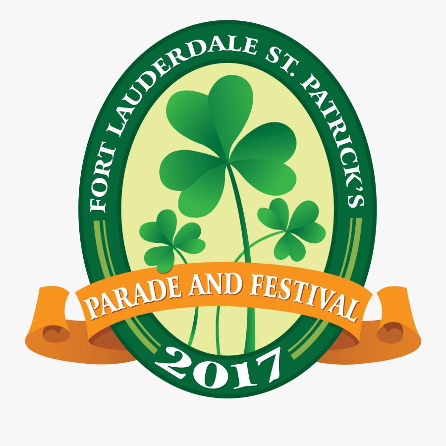 "Saint Patricks Day Clipart St Patrick""s Day Parade - Ft Lauderdale St Patrick's Parade And Festival, Transparent Clipart"