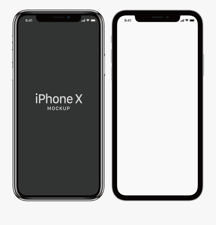 Mobile Smartphone Design Iphone Apple Hq Image Free - Iphone Xs Max Mockup, Transparent Clipart