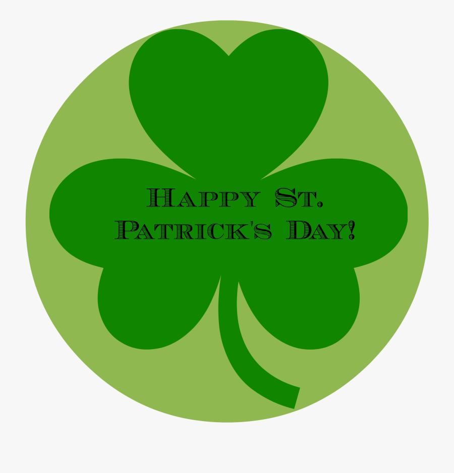 Saint Patrick's Day, Transparent Clipart