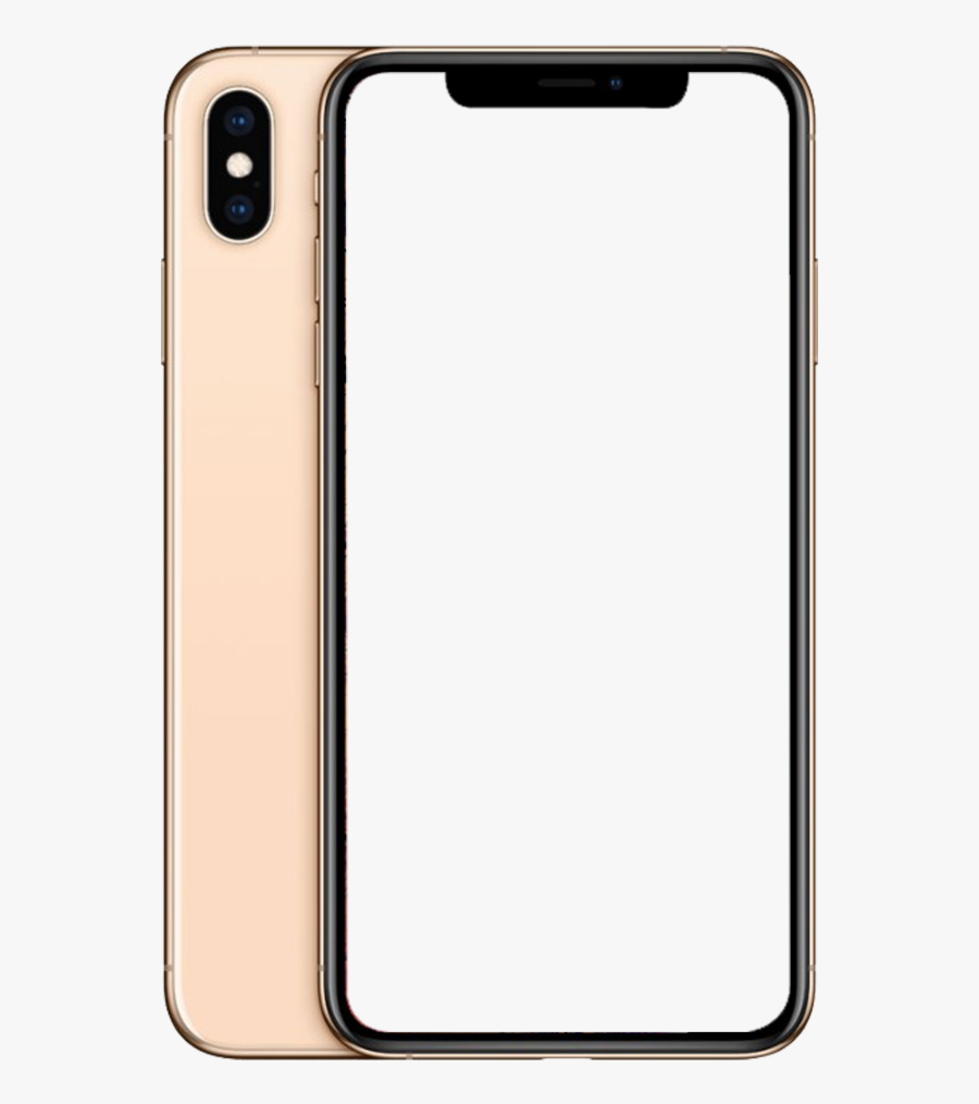 Apple Iphone Xs Max Png Image - Iphone Xs Max Png Transparent, Transparent Clipart