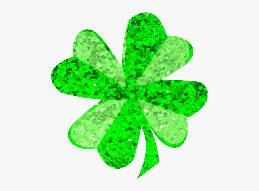St Patricks Day, Shamrock, Green, St Patrick, Holiday - St Patty's Day Shamrock, Transparent Clipart